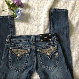 Miss Me Distressed Skinny Denim Jeans 💕